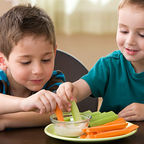 Flavorful Dips May Bring Out the Veggie Lover in Your Child