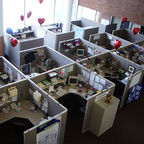 Sharing Office Cubicles... And Diagnoses