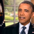 Obama speaks about gay marriage