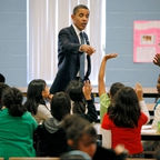 """Congress Should Stop Stalling on """"No Child Left Behind"""""""