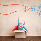 Do you think your child's diagnosis puts him in a box?Look at it as a roadmap to his superpowers instead, and watch him soar!