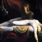 Henry Fuseli, The Nightmare/Public Domain