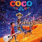 Coco, movie poster Disney/Pixar