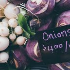 $4 onions by Milkovi Unsplash Licensed Under CC BY 2.0