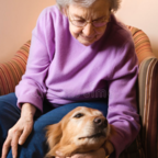 Companion Animals Help People with Mental Health Problems