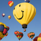 """Happyface Balloon"" by Paul Schultz/Flickr/Creative Commons License"