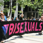 bisexuals: they do exist! | by nerdcoregirl, labeled for reuse