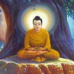 Mara Tempting Buddha