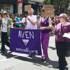 Peter O'Connor, Asexuality Pride London, CC BY-SA 2.0
