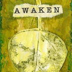 "© 2012 ""Stay Awake"" from the visual journal of Cathy Malchiodi, PhD"