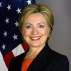 Hillary Clinton official State Department photo, public domain