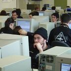 Wikimedia Commons: https://commons.wikimedia.org/wiki/File:Ai_competition_at_cs_games_2005.jpg