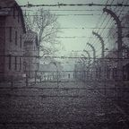 Auschwitz by sixtwelve on Flickr
