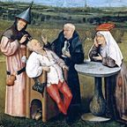 Public Domain - Hieronymous Bosch