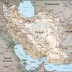 Iran is Very Big