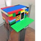 Construction toys like Legos can promote creative play/ Robert Lavine