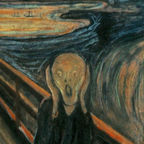 "Wikimedia Public Domain Edvard Munch ""Scream"""