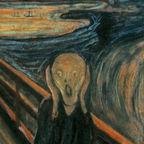 "Wikimedia Public Domain Edvard Munch ""Scream"""
