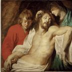 The Lamentation of Christ, Peter Paul Rubens,1614. Digital Image Copyright KHM-Museumsverband