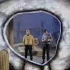 "Star Trek ""The City on the Edge of Forever."" Original screen capture."