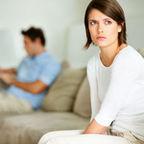 Unhappy couple pixabay public domain