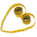 © Dreamstime | Tape measure in shape of a heart