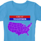 Great Together t-shirt (topic of blog, used with permission)