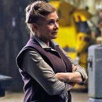 Carrie Fisher: Is She Aging Well?