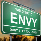 Envy and Gloating: An Unnecessary Surrender