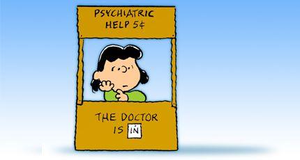 Psychologist dating client
