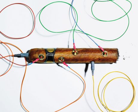 cigar wired for analysis