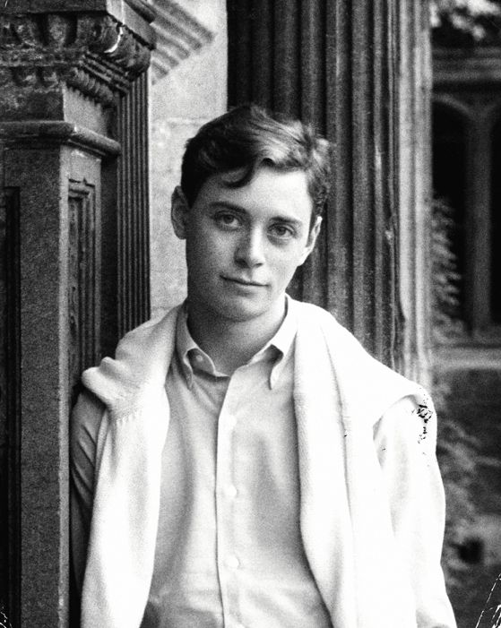 Young Andrew Solomon