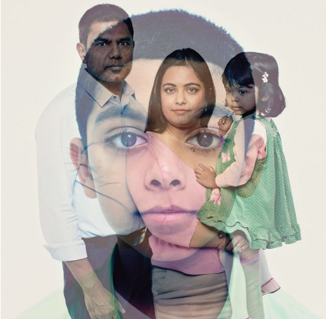 Dylan, Ray, Sherbina & Sahana