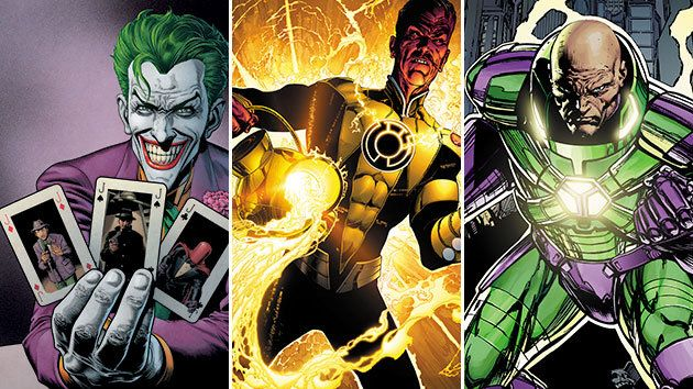 a review of the documentary necessary evil super villains in dc comics Watch necessary evil: super-villains of dc comics movie online a documentary  detailing the epic rogues' gallery of dc comics from the joker  reviews(0).