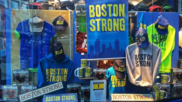 NPR Boston Strong Cause Marketing Products