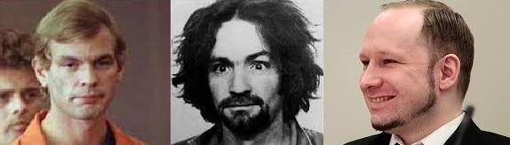 America's Famous Serial Killers!