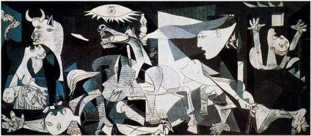 Guernica, by Pablo Picasso (1937)