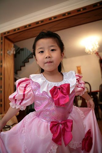 Boys in Frilly Dresses