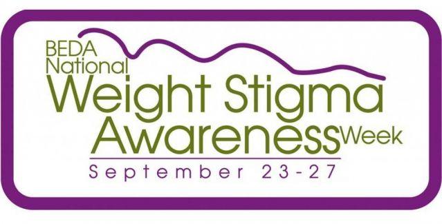 BEDA Weight Stigma Awareness Week