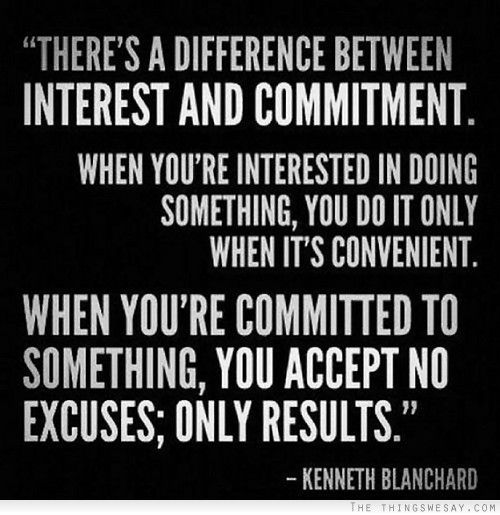 Commitment Quote -PattyChangAnker.com