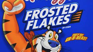 Kellog's Frosted Flakes