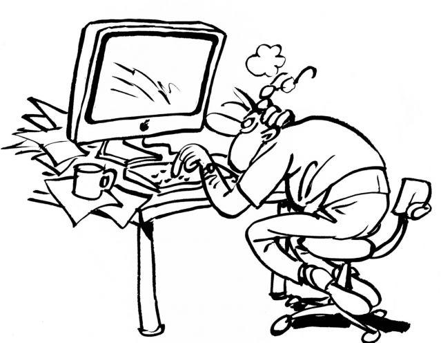 Internet Addiction-–Sign of a Medical Problem