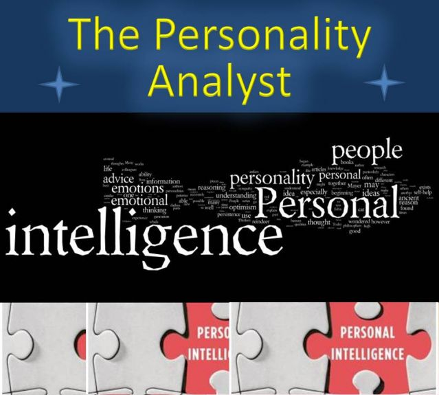 How High Is Your Personal Intelligence?