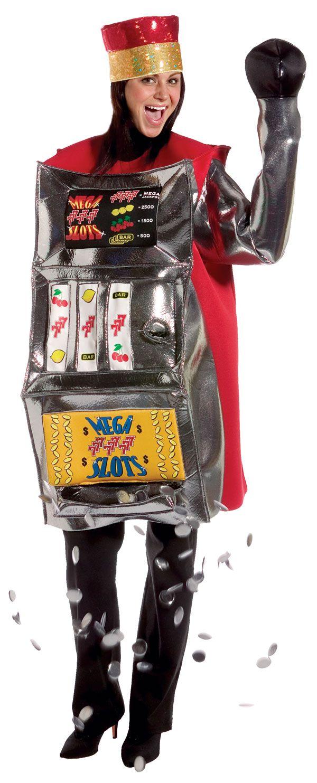 Slot machine costume uk casino partouche boulogne sur mer horaire