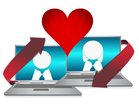 Online dating for mental health professionals