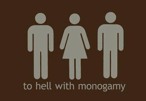 What is the definition of monogamy