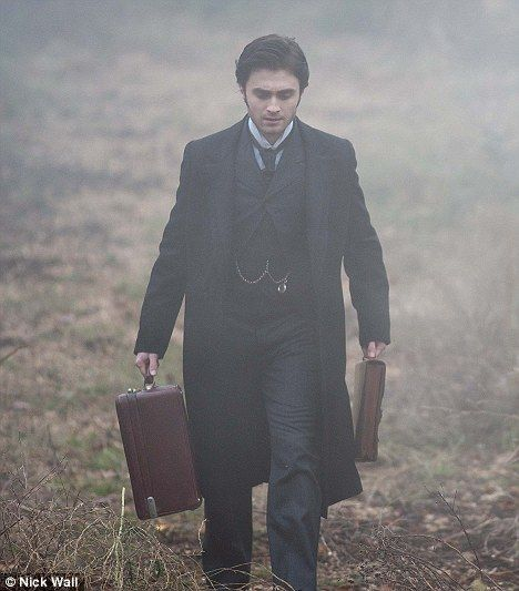 Mr. Radcliffe is the most anticipated ghost story this year