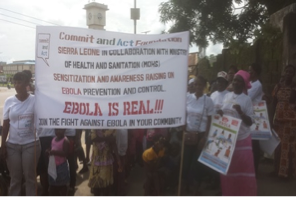 Commit and Act--Ebola is Real