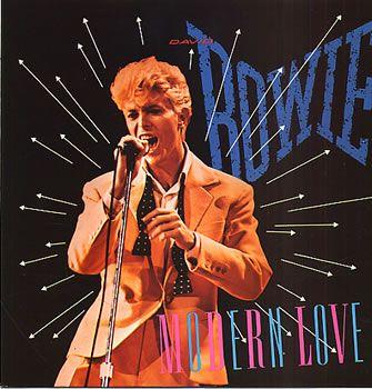 David Bowie Modern Love