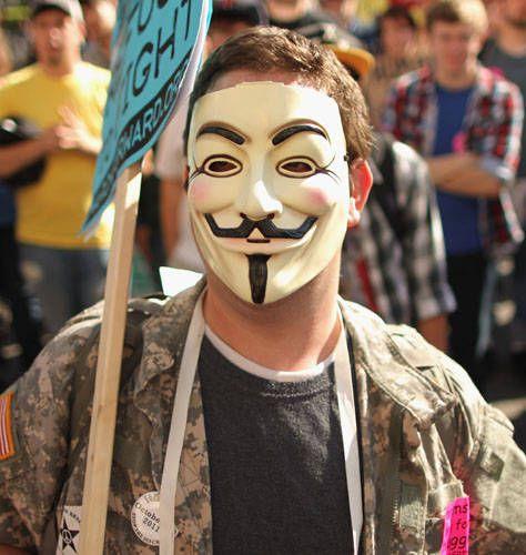 V for Vendetta: Political resonance
